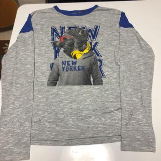 シマムラ(しまむら)のロンTシャツ 2枚 150  男子用(Tシャツ/カットソー)