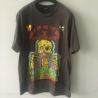 yeezy season 6 xxxtentation tシャツ L(Tシャツ/カットソー(半袖/袖なし))