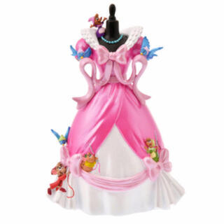 ディズニー(Disney)のディズニーストア シンデレラ ドレス フィギュア アクセサリースタンド(置物)