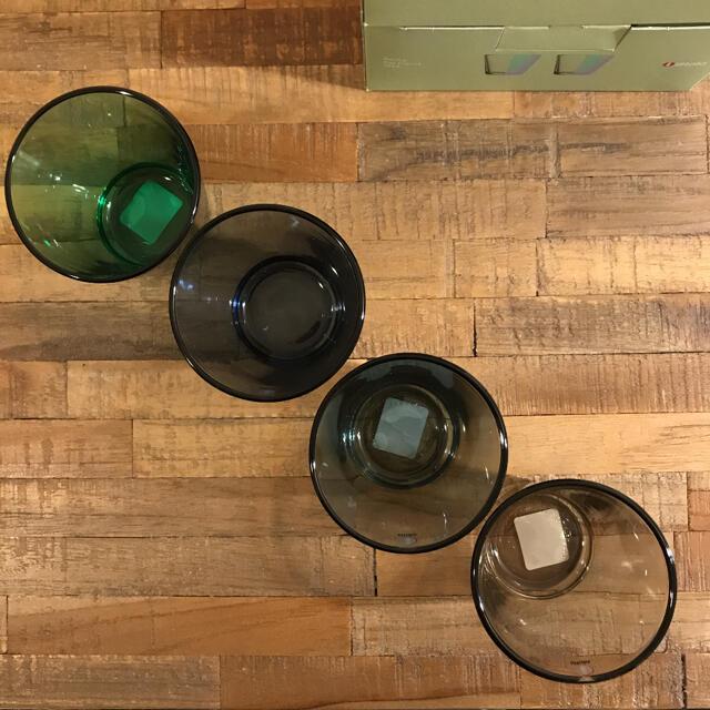 iittala(イッタラ)のKartio カルティオ iittala イッタラ 5色セット210ml インテリア/住まい/日用品のキッチン/食器(タンブラー)の商品写真