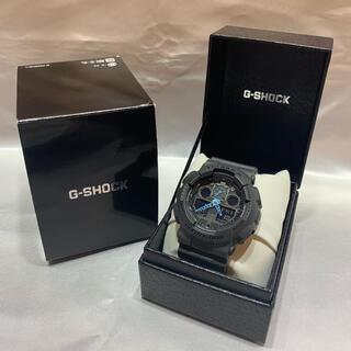 ジーショック(G-SHOCK)の【美品】G-SHOCK CACIO 腕時計 5081 GA-100C (腕時計(アナログ))