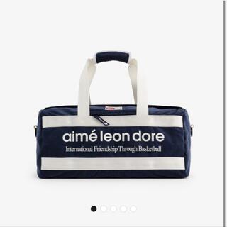 ニューバランス(New Balance)のaime leon dore new balance bag navy(ショルダーバッグ)