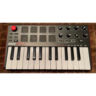 AKAI MPK MINI mk2 送料無料(MIDIコントローラー)