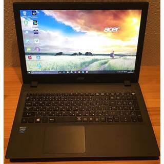 エイサー(Acer)のacer Aspire E5-532 series N14D/K(ノートPC)