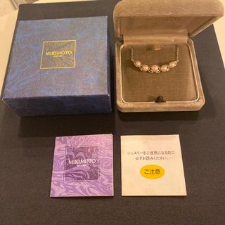 ミキモト(MIKIMOTO)のMIKIMOTO あこや真珠 パールネックレス(ネックレス)