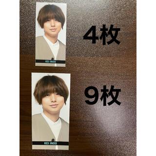 ジャニーズ(Johnny's)のMyojo  6月号 伊野尾慧 メッセージカード(アイドルグッズ)