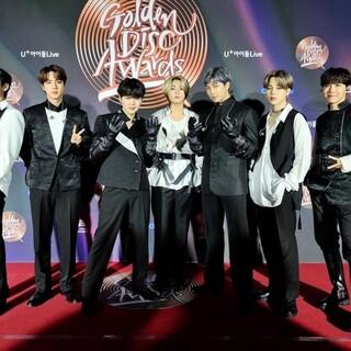 ボウダンショウネンダン(防弾少年団(BTS))のK-POP 2021 35th Golden Disk Awards 2DAY (ミュージック)