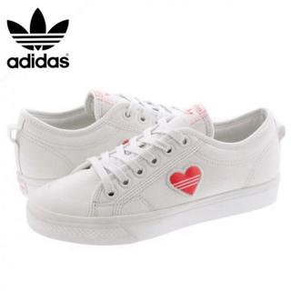 アディダス(adidas)の新品未使用 アディダス NIZZA TREFOIL 定価8789円 スニーカー(スニーカー)