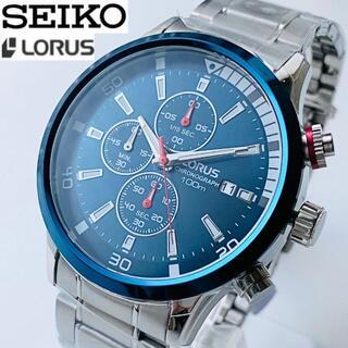 セイコー(SEIKO)の【再入荷】セイコーローラス/SEIKO LORUS 男性メンズ 腕時計シルバー(腕時計(アナログ))