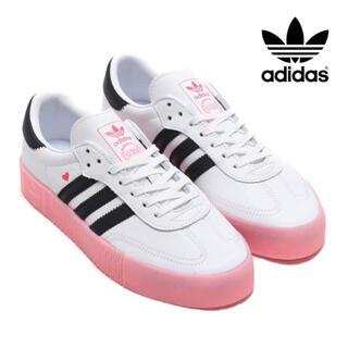アディダス(adidas)の新品未使用 アディダス SAMBA ROSE 定価13200円 スニーカー(スニーカー)