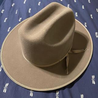 ダブルアールエル(RRL)のRRL Cattleman ハット 帽子 メンズ(その他)