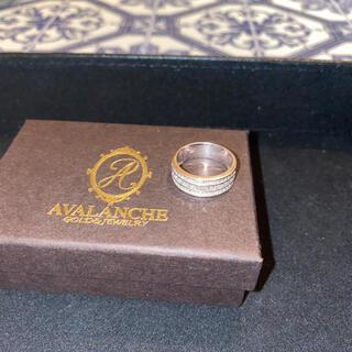 アヴァランチ(AVALANCHE)のAVALANCHE アバランチ ピンキーリング(リング(指輪))