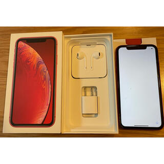 Apple - iPhone XR 128GB SIMフリー RED