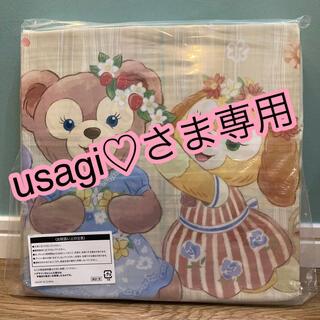 ダッフィー(ダッフィー)の【usagi♡さま専用】掛ふとんカバー&ピローケース 2個セット(シーツ/カバー)