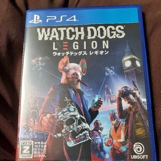 PlayStation4 - ps4 ウォッチドックス レギオン
