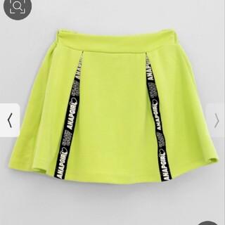 アナップキッズ(ANAP Kids)のANAPgirl新品テープ付きインパンスカート(スカート)