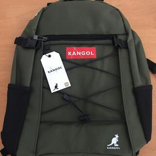 カンゴール(KANGOL)のKANGOL リュック(リュック/バックパック)