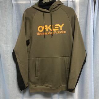 オークリー(Oakley)のオークリー 撥水パーカー men's XS(ウエア/装備)