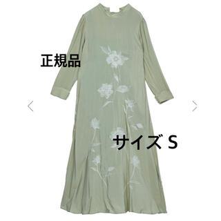 Ameri VINTAGE - 【あーたん様専用】Ameri 2WAY FLOWER GARDEN DRESS