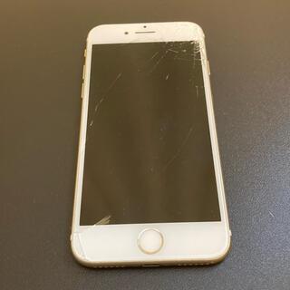 Apple - iPhone7 Gold 128GB SIMロック解除済 ジャンク