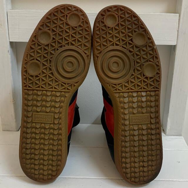 LUDWIG REITER(ルーディックライター)のLUDWIG REITER VINTAGE メッシュ切替ハイカットスニーカー メンズの靴/シューズ(スニーカー)の商品写真