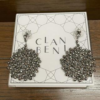 エストネーション(ESTNATION)の【CLAN BENI】クランベニ♡キラキラピアス(ピアス)
