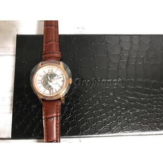 オロビアンコ(Orobianco)のオロビアンコ タイムオラ 日本製自動巻き ①(腕時計)
