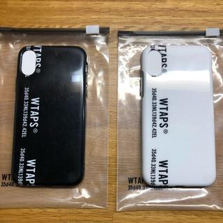 ダブルタップス(W)taps)のWTAPS BUMPER 02  セット売り descendant(iPhoneケース)