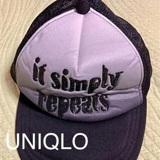 ユニクロ(UNIQLO)のユニクロ キャップ 帽子 UNIQLO(キャップ)