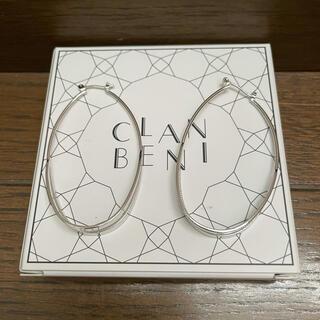 エストネーション(ESTNATION)の【CLAN  BENI】クランベニ♡ピアス(ピアス)