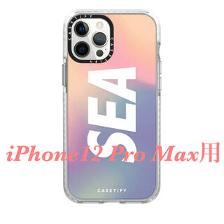 Casetify  WIND AND SEA iPhone12 pro Max用