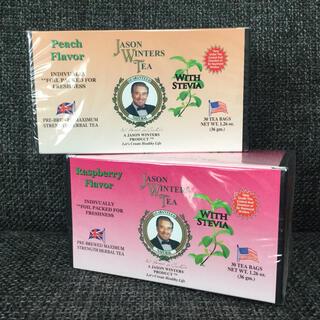 JWT★ジェイソンウィンターズティー★ピーチ&ラズベリー(茶)