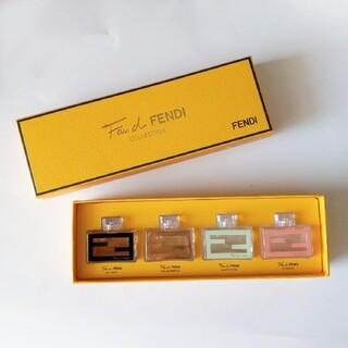 FENDI - FENDI COLLECTION ミニ香水セット