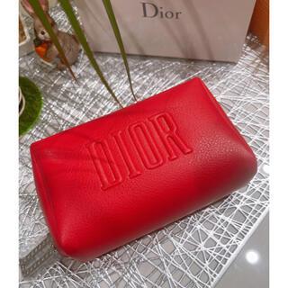 Dior - ディオール ノベルティポーチ