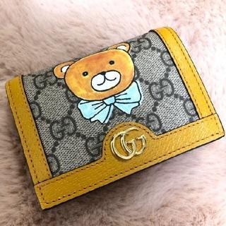 Gucci - グッチxカイコラボ EXO KAI × GUCCI 折り財布