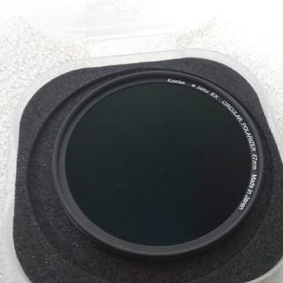 ケンコー(Kenko)のアールスクエア様専用 ケンコーハクバCPLフィルター2枚セット(フィルター)