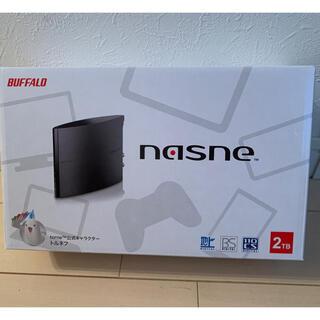 Buffalo - nasne 2TB NS-N100 HDDレコーダー バッファロー