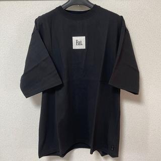 完売品❗️ FAT エフエーティー I.D. Black Tee