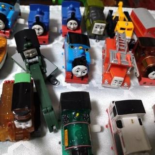 タカラトミーアーツ(T-ARTS)のカプセル トーマス プラレール(電車のおもちゃ/車)