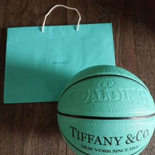 ティファニー(Tiffany & Co.)の2021 最新 TIFFANY ティファニー バスケットボール ノベルティ(バスケットボール)