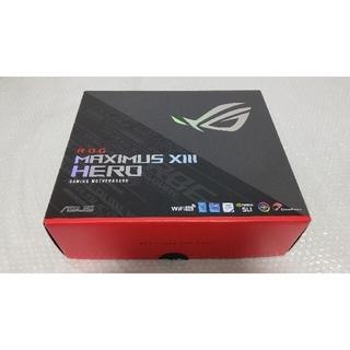 エイスース(ASUS)の美品 ASUS ROG MAXIMUS ⅪII HERO Z590 BIOS更新(PCパーツ)