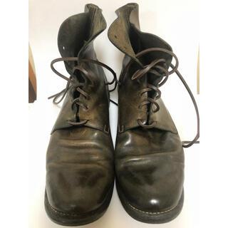 グイディ(GUIDI)のGUIDI、ルパン3世ブーツ、イタリア製、(ブーツ)