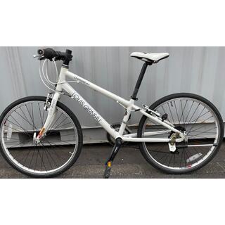 ルイガノ(LOUIS GARNEAU)のLGS-CHASSE 24-ジュニア用クロスバイクaaa924様専用(自転車本体)