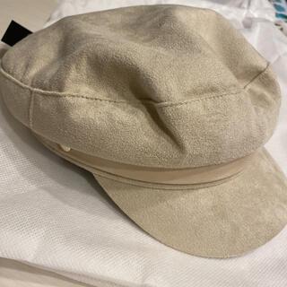 アズールバイマウジー(AZUL by moussy)の新品 AZUL キャスケット 帽子 キャップ(キャスケット)