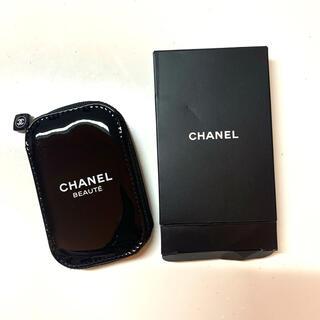 シャネル(CHANEL)のシャネル ネイル ノベルティ CHANEL ポーチ ネイルケア 非売品(ネイルケア)