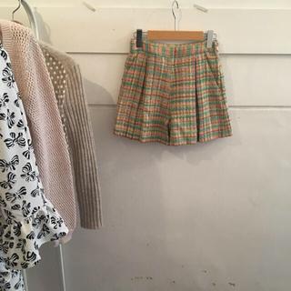 ミュウミュウ(miumiu)の最終価格🎉miumiu short pants.(ショートパンツ)