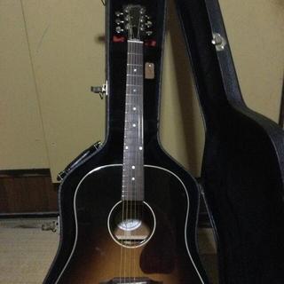 ギブソン(Gibson)のgibson J-45 standard 2016 ピックアップ無 生ギター仕様(アコースティックギター)