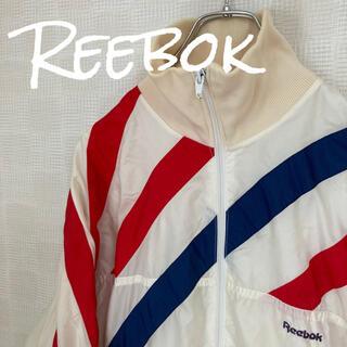 リーボック(Reebok)の海外古着 90s Reebok リーボック ナイロンジャケット USA(ナイロンジャケット)