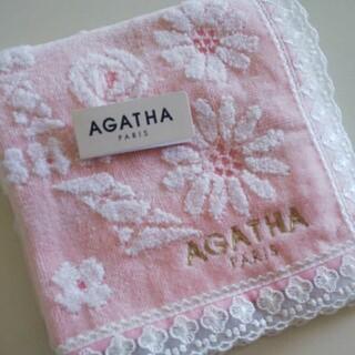 アガタ(AGATHA)のAGATHA*タオルハンカチ*(ハンカチ)