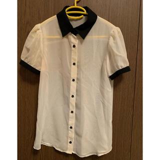 ギャルスター(GALSTAR)の【新品未使用】半袖シアーシャツ(Tシャツ(半袖/袖なし))